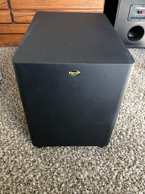 Klipsch subwoofer sub 8 for Sale in Buena Park, CA