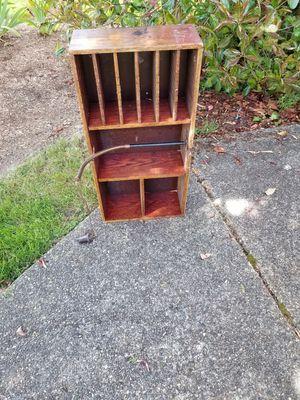 Antique desk organizer for Sale in Bonney Lake, WA