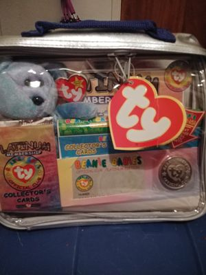 Ty Beanie Babies Official Club Collectors Pack for Sale in Whittier, CA