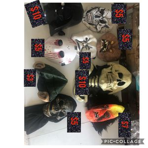 Halloween Masks for Sale in Virginia Beach, VA