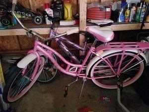 Schwinn pink beach cruiser bicycle bike new with tags for Sale in Mount Joy, PA