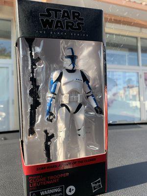 Star Wars Black Series for Sale in Inglewood, CA