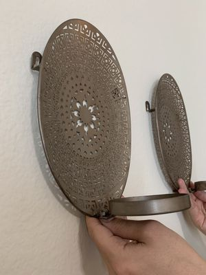 Metal wall sconces for Sale in Dallas, TX