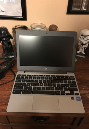 HP Chrome laptop for Sale in Port St. Lucie, FL