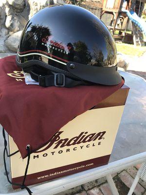 Indian Motorcycle Helmet for Sale in Azusa, CA