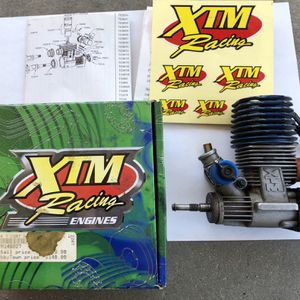 RC Nitro XTM Racing Engine 24.7 for Sale in Fresno, CA