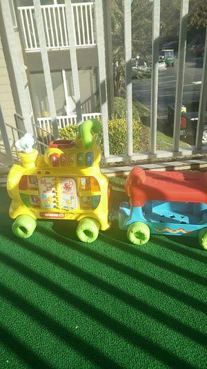 Kids toy learning train for Sale in Franklin, TN
