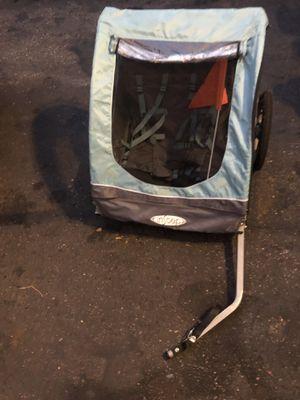 Bike kids stroller bike trailer for Sale in Oak Grove, MN