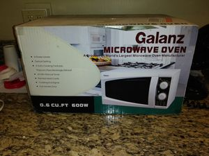 Older model galanz microwave high quality for Sale in Oceano, CA