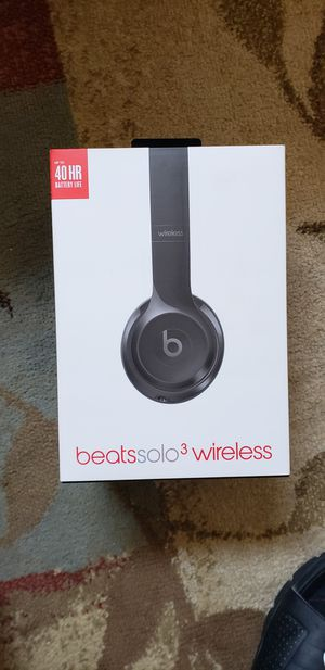 Beats solo 3 new ! for Sale in Lexington, KY
