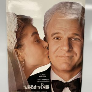 """Movie Poster """"Father of the Bride"""" from the 1991 movie - Double-sided - 27x40"""" for Sale in Chandler, AZ"""