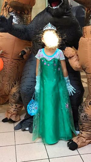 Elsa costume set for $40 for Sale in Frederick, MD