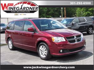 2018 Dodge Grand Caravan for Sale in Fort Washington, MD
