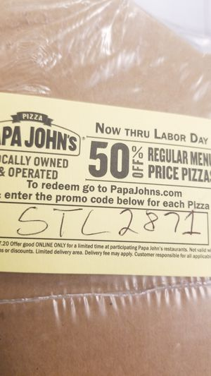 Papa John's for Sale in St Louis, MO