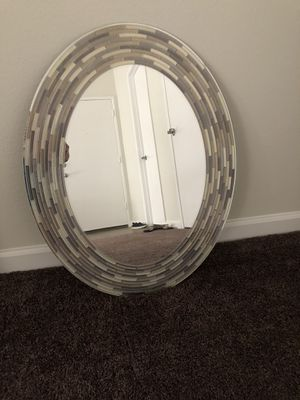 Oval mirror for Sale in Placentia, CA