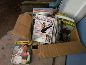 85 (1980's & 90's) Martial Arts, Karate, Etc. Magazines for Sale in Colorado Springs, CO
