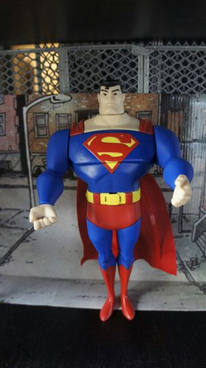 10 inches tall electronic super man for Sale in Glendora, CA