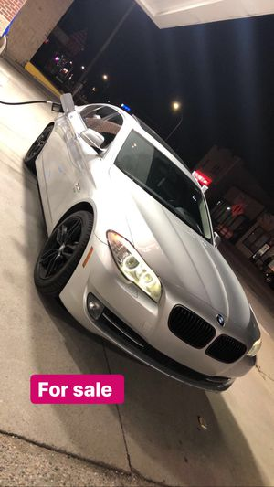 2011 bmw 535i xdrive for Sale in Highland Park, MI