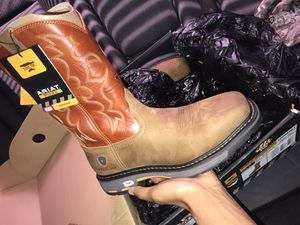 Ariat work boots for Sale in Dallas, TX