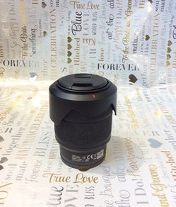 SONY LENS: FE , 3.5-5.6/28-70. Optical Steady Shot w/ E- Mount for Sale in New York,  NY