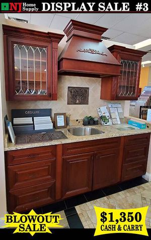 Kitchen cabinets and countertop for Sale in Moorestown, NJ