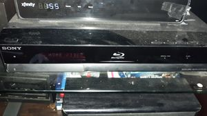 Sony bluray player with surround sound for Sale in Fresno, CA