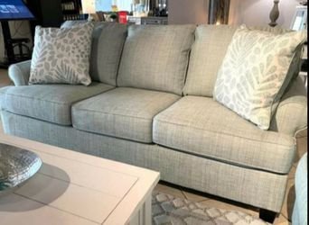 Ashley kilarney mist sofa and loveseat for Sale in Houston,  TX