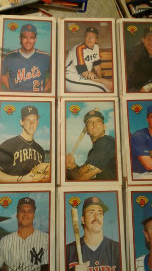 1988 bowman baseball cards for Sale in Concord, CA