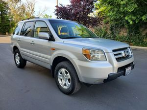 2008 Honda Pilot VP 4WD for Sale in Sacramento, CA