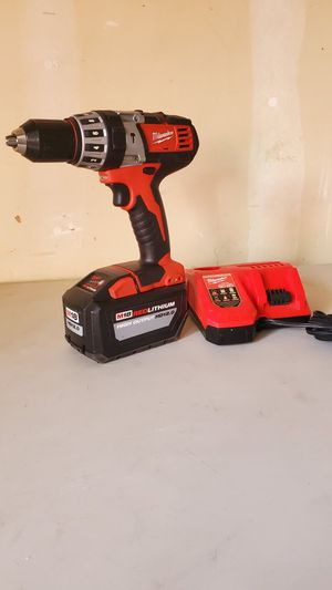 Milwaukee m18 hammer drill for Sale in Portland, OR