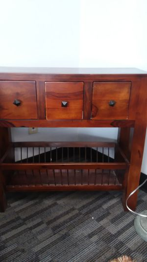 Rustic Console table for Sale in Fife, WA