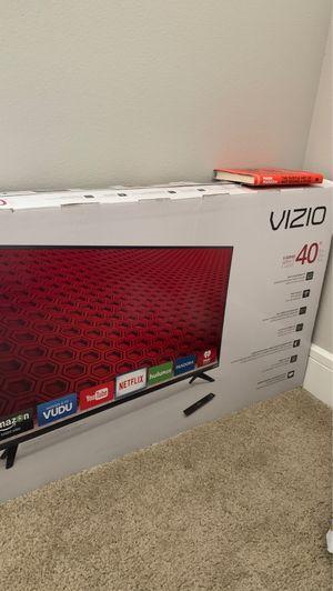 Vizio 40in Smart TV for Sale in Dallas, TX