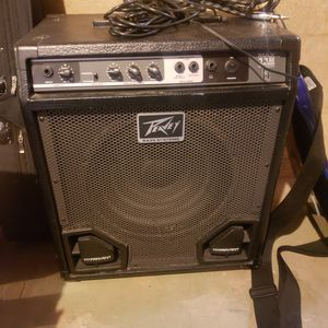 Peavey Heavy Bass Amp for Sale in St. Louis, MO