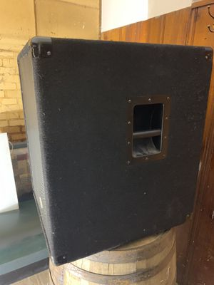 Used Samson DB1800A Powered Subwoofer for Sale in Stone Park, IL