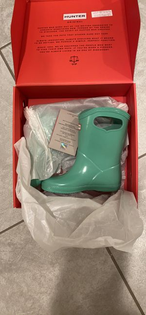 NWT Hunter Boots for Sale in Seattle, WA