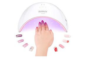 SUNUV 2in1 LED/UV NAIL LAMP. 25$. Not free for Sale in Anaheim, CA