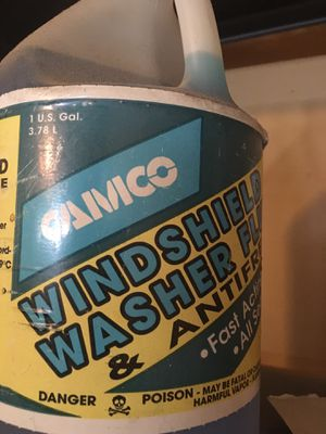 Can I extreme blue windshield washer fluid & antifreeze 1 gallon for Sale in Potomac, MD