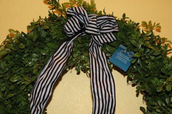 Boxwood Wreath - new