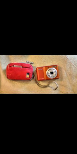 Sony digital camera for Sale in Middletown, OH