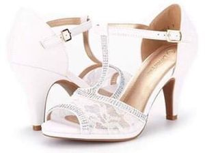 White High Heels (Wedding Shoes) for Sale in Howard, PA