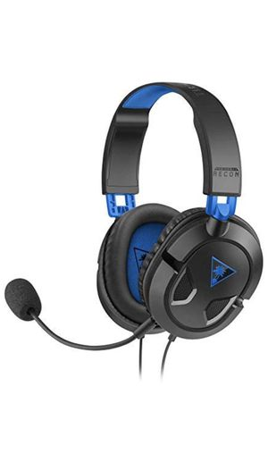 Turtle Beach - Ear Force Recon 50P Stereo Gaming Headset - PS4 for Sale in Merced, CA