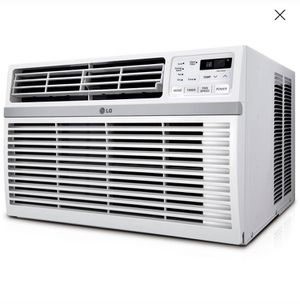 New LG 12000 BTUs window mounted ac for Sale in Maple Valley, WA