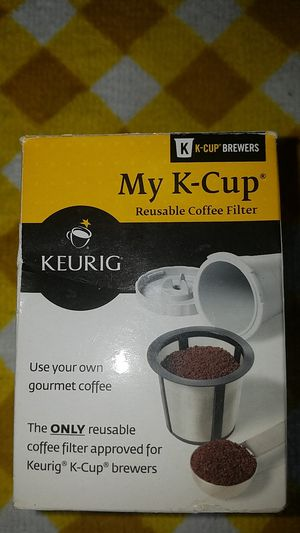 Keurig My K-Cup....reusable coffee filter for Sale in Houston, TX