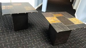 ★★★★★ Elegant Two Console Tables – End Tables - $ 95 each for Sale in Buffalo Grove, IL