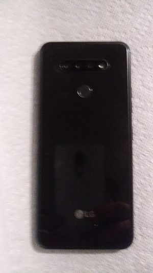LG K 51 has a cracked screen other than that great phone for Sale in Hayward, CA