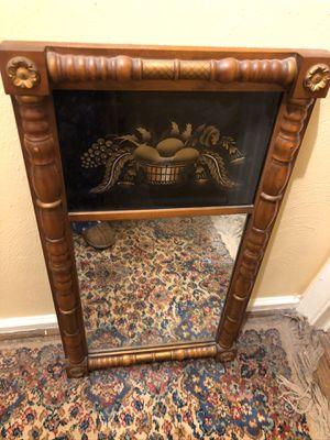 Ethan Allen Stencilled Hitchcock Mirror for Sale in Suffolk, VA
