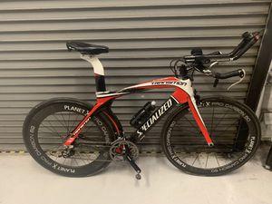 Specialized TT Bike Transition Triathlon Tri for Sale in Miramar, FL