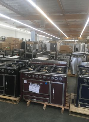 Dishwashers. Refrigerators Ranges Cooktops. BBQ grills. Hoods. Ice makers wine chillers for Sale in Los Angeles, CA