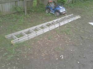 21foot ladder for Sale in Columbus, OH
