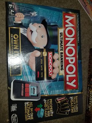 Monopoly Ultimate Banking for Sale in Las Vegas, NV